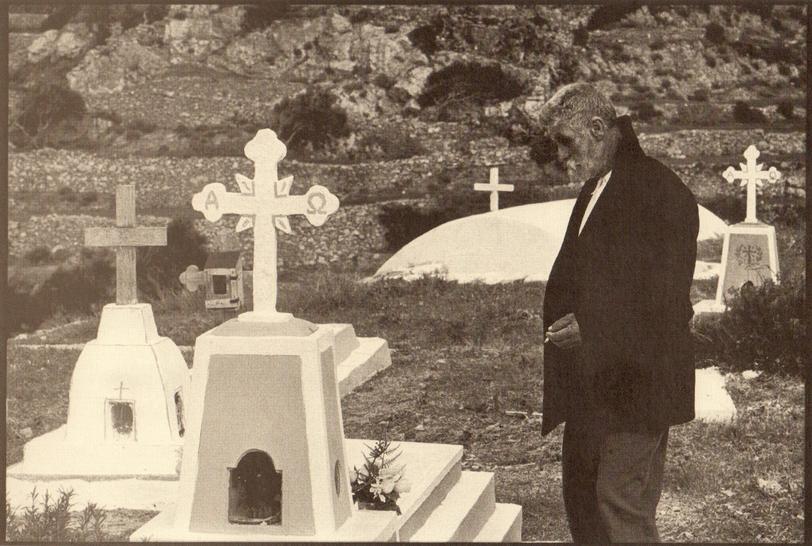 Λαμπρή Τρίτη στο κοιμητήριο Ολύμπου (2)